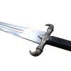 Erland Sword with Scabbard and Belt