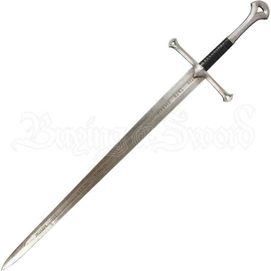 The Anduril Elite Series Sword