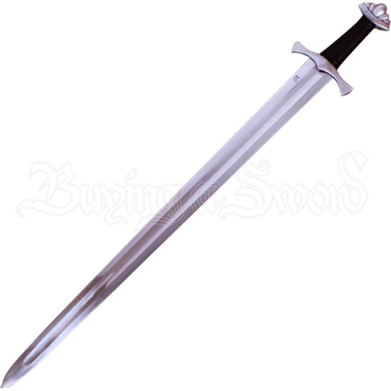 WMA Five Lobed Reenactment Sword