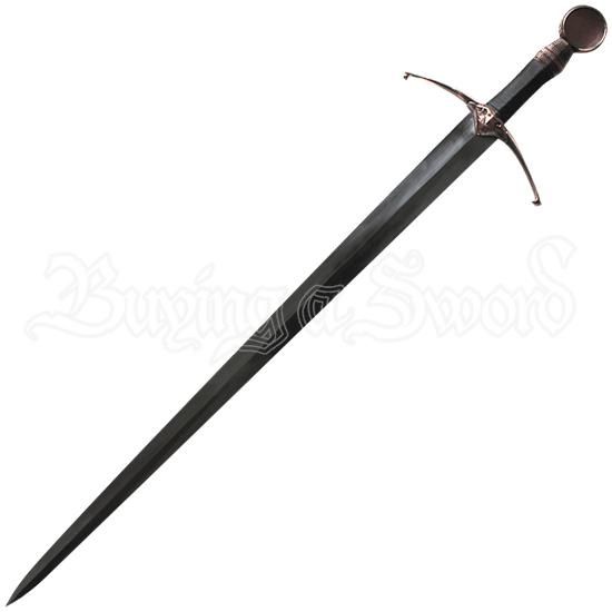 Medieval French Monarch Sword