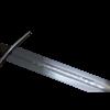 Ulfberht Sword With Scabbard