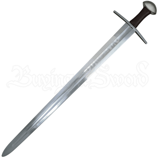 Ulfberht Sword With Scabbard and Belt