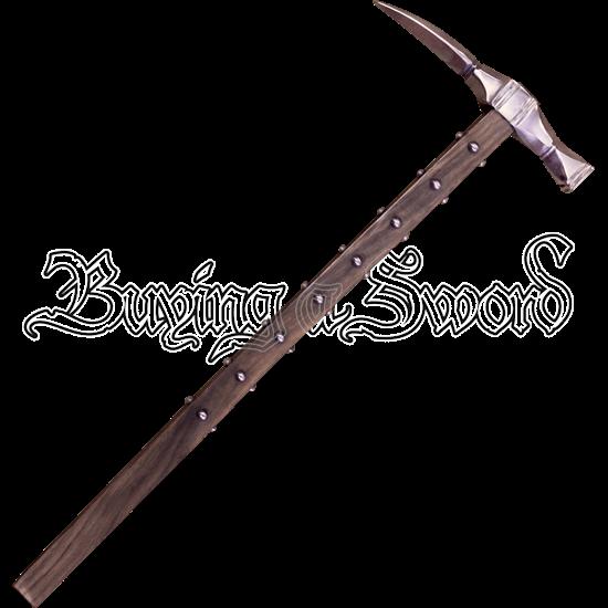 Studded War Hammer