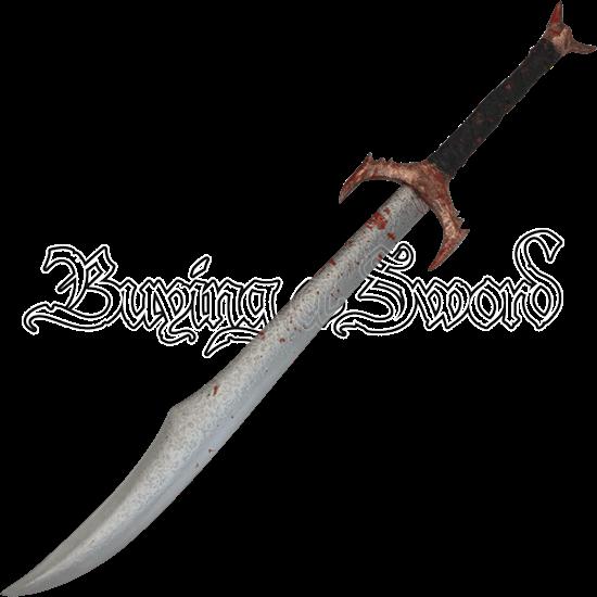 SharKrist the Elfbane LARP Sword