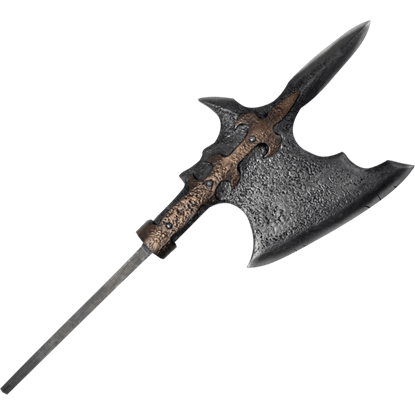 Falcon LARP Halberd Head