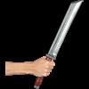 Beowulf II LARP Scramasax