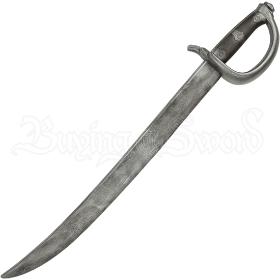 Battle-Worn Pirate LARP Short Sword