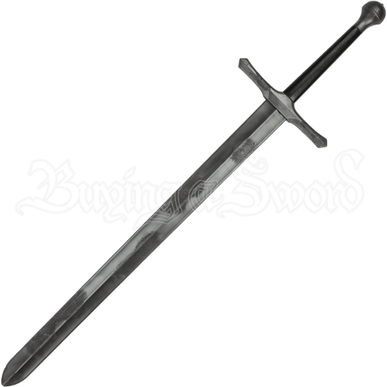 Battle-Worn Diamond Bellator II LARP Sword
