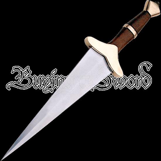 Knights Thrusting Dagger