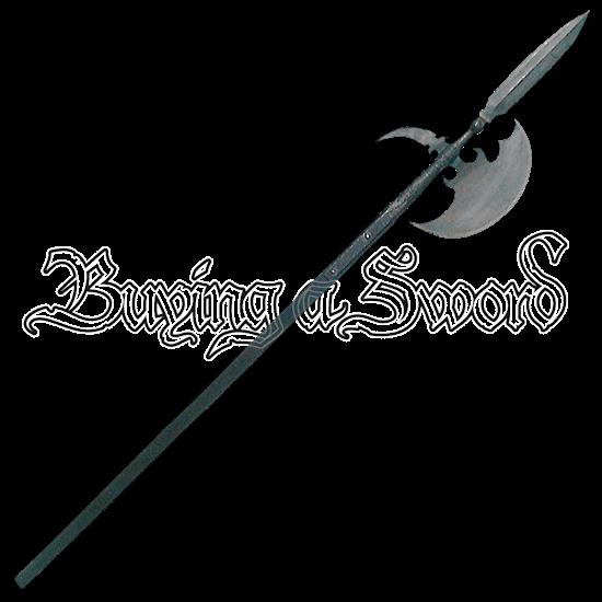 Authentics European Knights Halberd