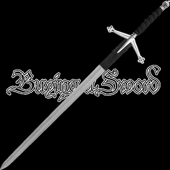 Steel Scottish Claymore Sword