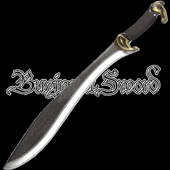 Ancient Alexander Falcata LARP Sword