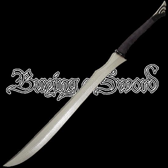 Elven Katana LARP Sword