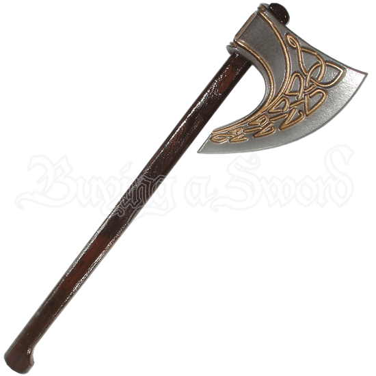 Gaelic LARP Axe