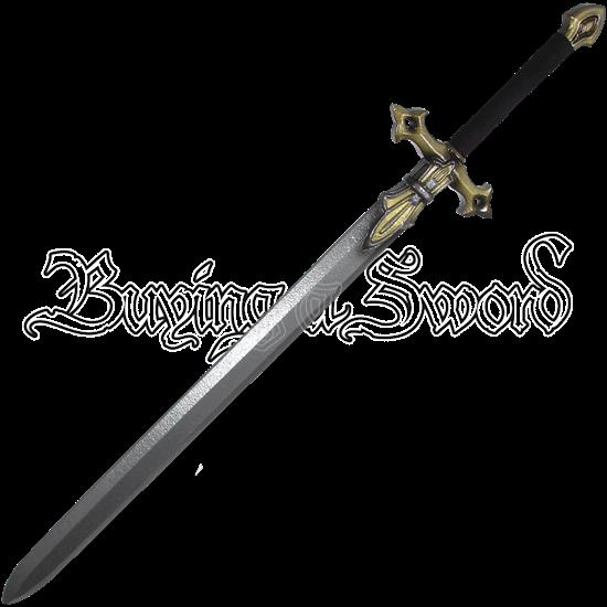 Medieval Paladin LARP Sword