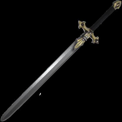 Medieval Paladin LARP Long Sword
