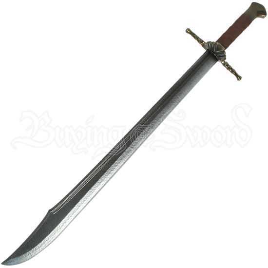Mercenary LARP Grosse Messer Sword