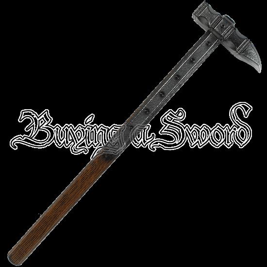 Mercenary LARP War Hammer