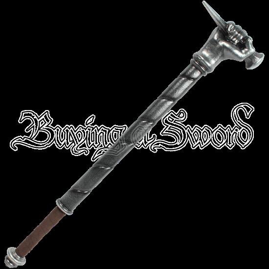 Mercenary Renaissance LARP War Hammer