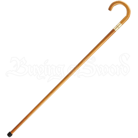 Scorched Cherry Sword Cane