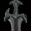 Demon Warrior LARP Sword