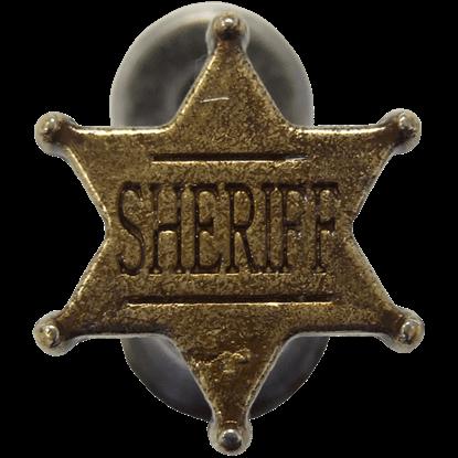 Sheriff Badge Hanger