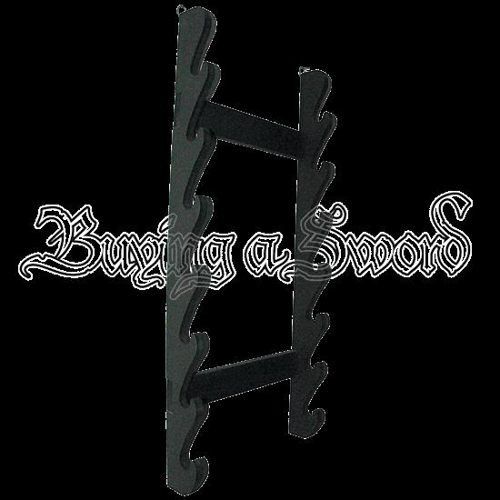 Seven Sword Wall Rack