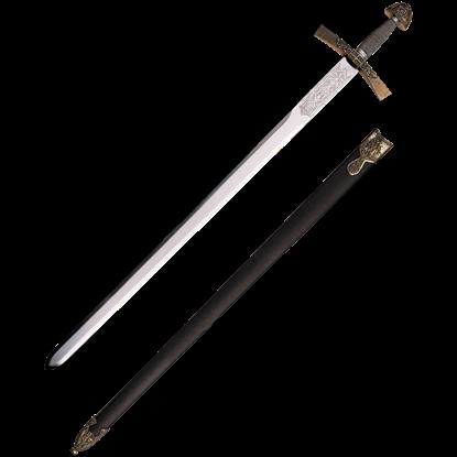 Ivanhoe Sword with Scabbard