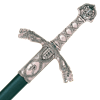 Nickel Richard the Lionheart Sword