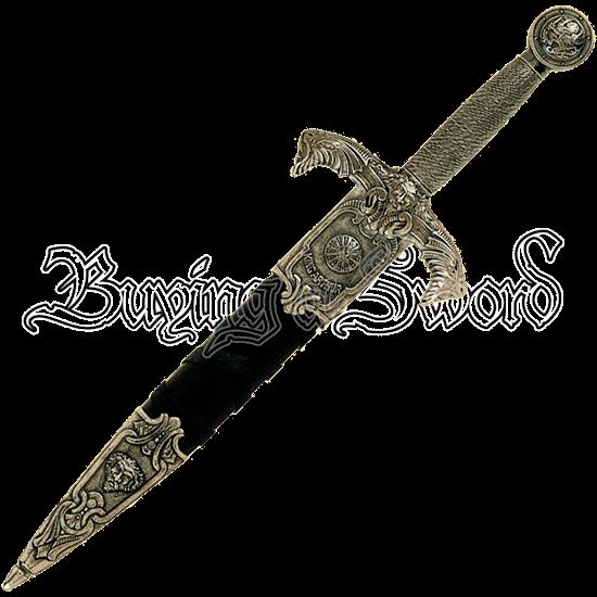 Pewter King Arthur Dagger