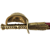 Hayreddin Red Beard Barbarossa Brass Saber