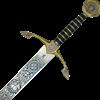 Bronze Hilt Black Prince Sword