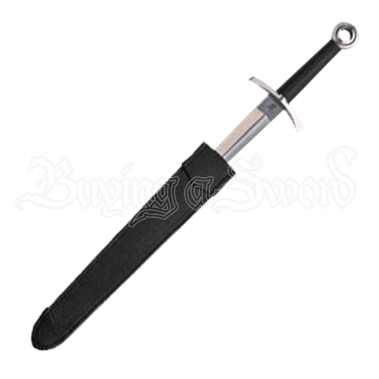 Crusader Dagger with Scabbard