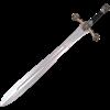 Persian Ceremonial Sword - Brass