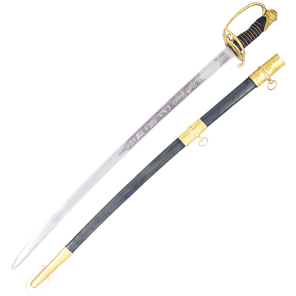 Confederate Cavalry Officer's Sword