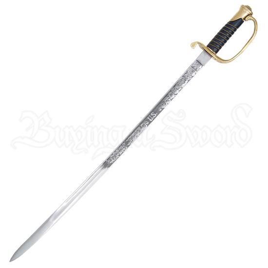 Civil War Foot Officers Sword