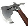 15th Century French Pewter Battle Axe