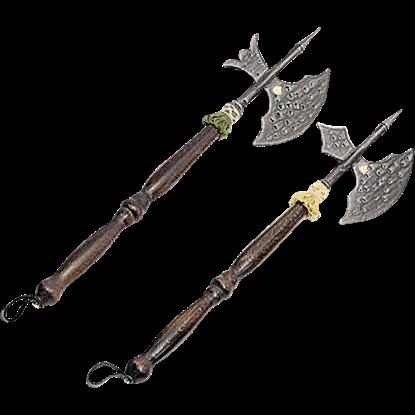 Small Decorative Medieval Axe