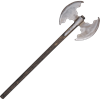 Medieval Double Headed Axe