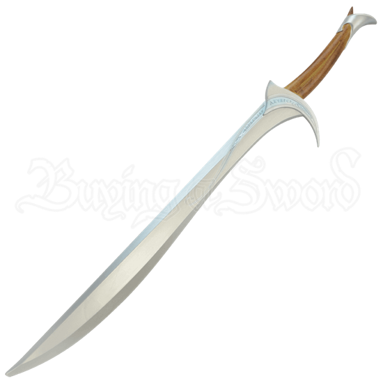 The Hobbit - Thorin's Orcrist LARP Sword