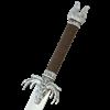 Draconian Skull LARP Sword
