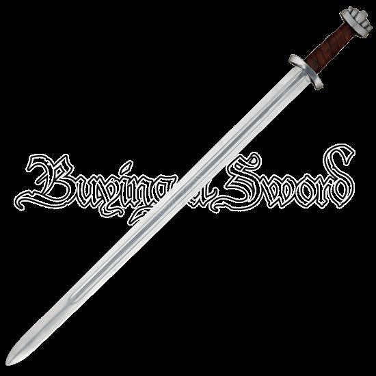 Five Lobe Viking Sword