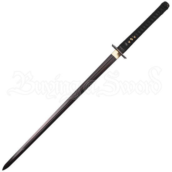 Japanese Katana with Dragon Guard