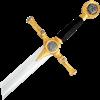 Masonic Knight LARP Sword