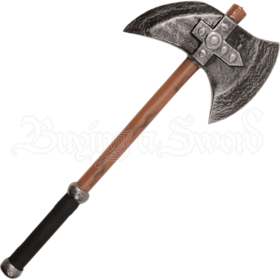 Horseman LARP Battle Axe