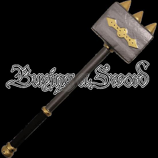 Spiked LARP Warhammer