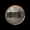 Polypropylene Copper Eagle Round Shield