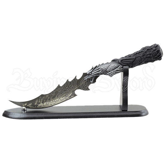 Fire-Breathing Medieval Dragon Dagger