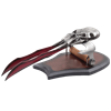 Red Blade Skull Hand Claw