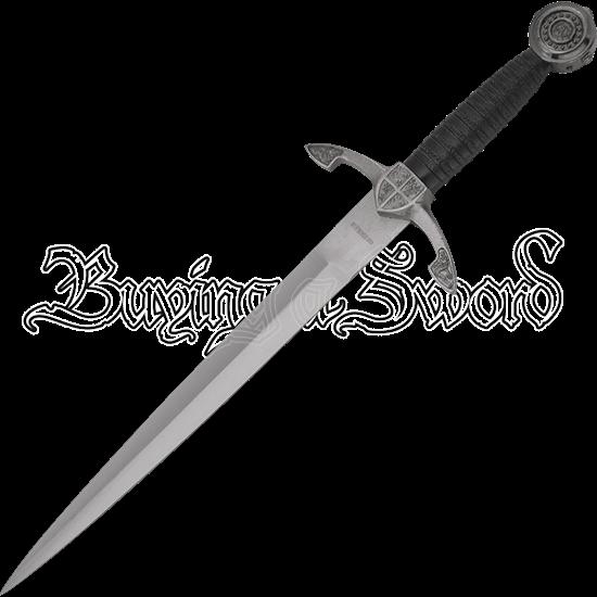 Decorative Medieval Shield Dagger